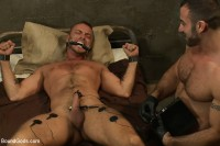 Kink: Bound Gods - Spencer Reed, Jessie Colter - The Most Violent Orgasm in Bound Gods History