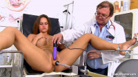 Barbara Bieber (24 years girls gyno exam) 23 Jul 2016