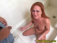 Urinating in the mouth, head, chest part 1 ( 11 videos )