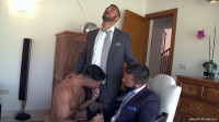 Manservant Xavi Duran, Flex, Hector De Silva (2015) , hot gay ebony.