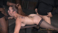 Bella Rossi's BaRS show continues with breathplay rough fucking and brutal deepthroat on BBC!