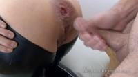 Close up fisting