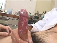 Male Nurses Get Horny Seeing My Hard Dick