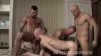 Gangbang With Mature Men