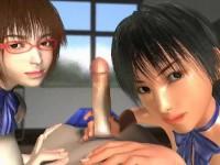 Umemaro 3D - Vol.5 - Crazy Female Teacher New Story 2013