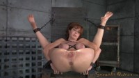 Veronica Avluv bound and fucked rough and hard, massive squirting multiple orgasms!