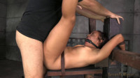 Little Spinner Tinslee Reagan Belted Down, Ballgagged, Vibrated Fucked Hard Big Cocks (2014)