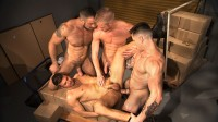 TitanMen Exclusives Dario Beck and Trenton Ducati with Christopher Daniels and Spencer Reed - Survei