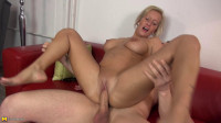 Leni — German housewife doing her toyboy HD 720p