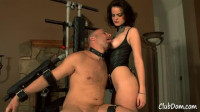 Mistress Tristan - Bondage Chair Fuck