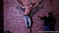 RusCapturedBoys — Punishment Of Fighter Anton 3
