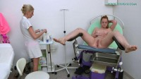 Alex Ginger — 19 years girl gyno exam