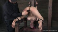 Iona Grace Gets the Hardcore Metal Bondage That Makes Her Squirt