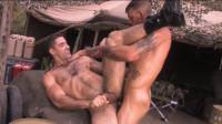 Ricky Sinz and Roman Ragazzi