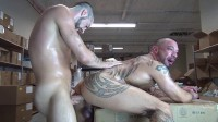 Raw Fuck Club — Blake Riding & Eddie Kordova — Hot Raw Work Break