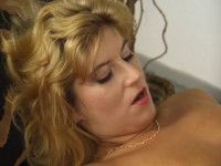 Blond sluts fucks hard
