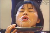 Bukkake Summit - Japanese Split scene 16 video. Part 1.