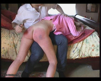 Monica in Spank My Bare Bottom (2012)