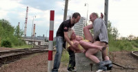 Railway Sex Part 5