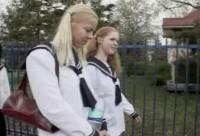 Pissende Schulmädchen, Teil 8 Peeing