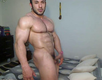 Anton Buttone (Hugo Marquez) Webcam show p.1