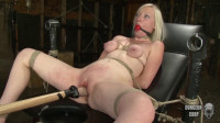 Stripped Shaved And Bound Tegan Riley