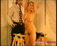 SlavesInLove – The Whipping