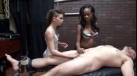 Tickling Handjobs