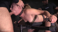 Mona Wales - BBC dicks down shackled squirt queen into an undone drooling mess (2016)