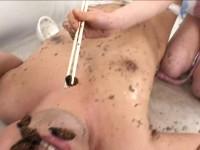 Asia BDSM (Torture Cockroach) Tomo Saeki