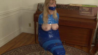 Bound and Gagged - Outtakes in Mummification with Lorelei