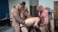 Hardcore orgy!