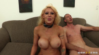 He Punishes His Slutty Blonde Of A Boss
