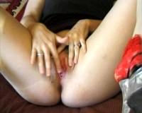 Horny hoochie's feet