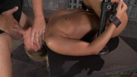 Carter Cruise Restrained In Device Bondage And Brutally Trained, Epic Deepthroat!