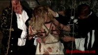 Wench Magda Endures Extreme Torture Breast & Pussy — BrutalDungeon