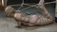 I Try Out My New M0Co Jute and Hood on Rachel - Part 4