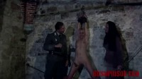 Bdsmprison - Spy Mirela Wont Confess & Endures Spanking & Electro Play Punishment HD