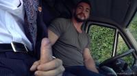 A strange passenger