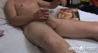 Scott worships HOT feet on a straight guy!