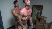 gets handsome blow - (Owen and Rafael)