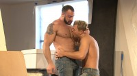 Carsten Andersson and Spencer Reed - Hard Up - Scene 2