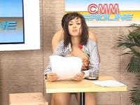 Announcer Bukkake! Gokkun Special – Maria Ozawa