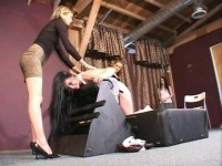 Spanking Big. Punishment Clinic.