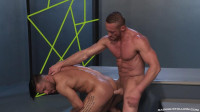 Myles Landon fucks Bruno Bernal's asshole (544p,720p)