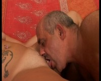 Come here old man And Try to fuck me, scene 4