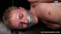 Interrogation Part 3. Bound and carried upstairs (oral, video, dom)