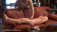 spank watch hunks - (Feet & Spanking - Lukas Liz)