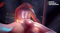 Honoka in stripclub part2