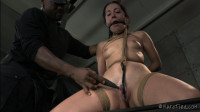 Marley Blaze Has Hot Bondage Orgasms